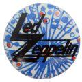 Led Zeppelin - Button Badge