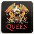Queen Drinks Coaster