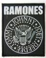 Ramones Woven Patch