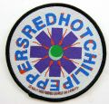 RHCP Woven Patch