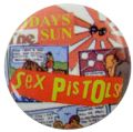 Sex Pistols Button Bagde