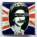 Sex Pistols Square Badge