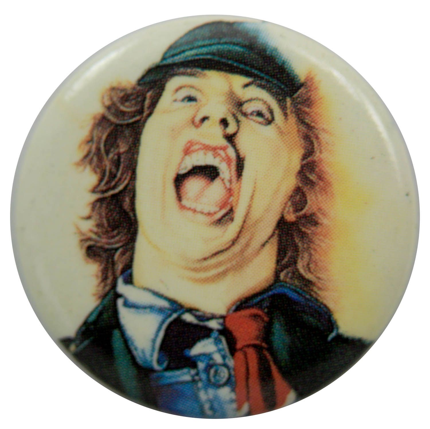 AC/DC Button Badge