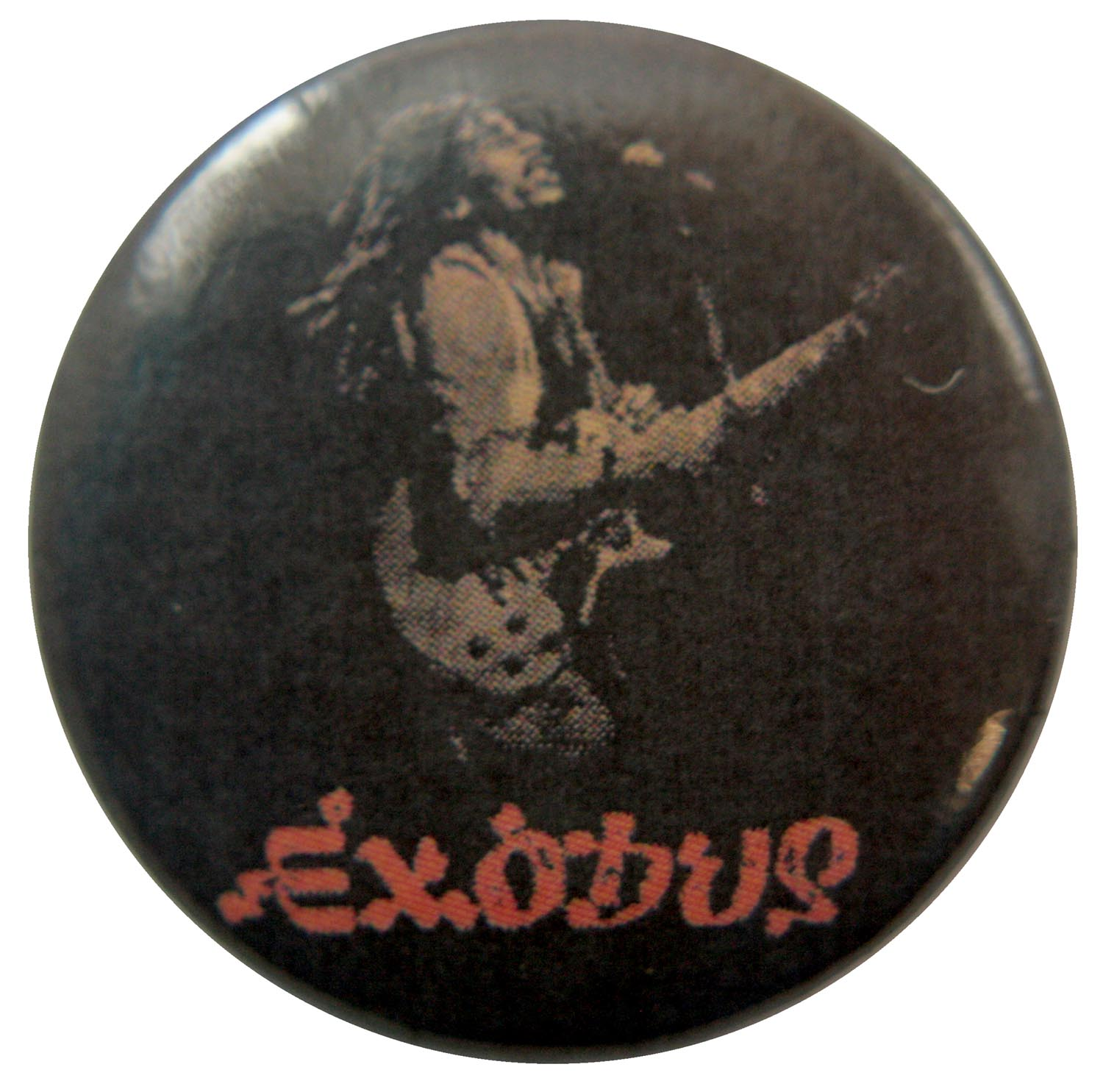 Bob Marley Button Badge