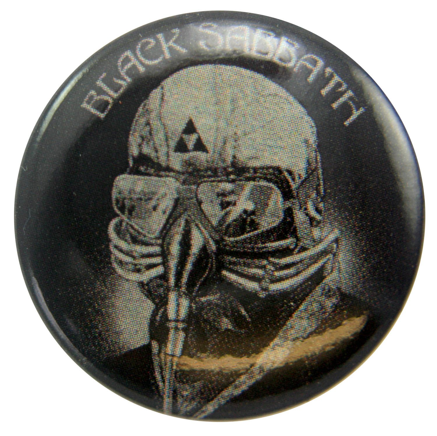 Black Sabbath - Button Badge