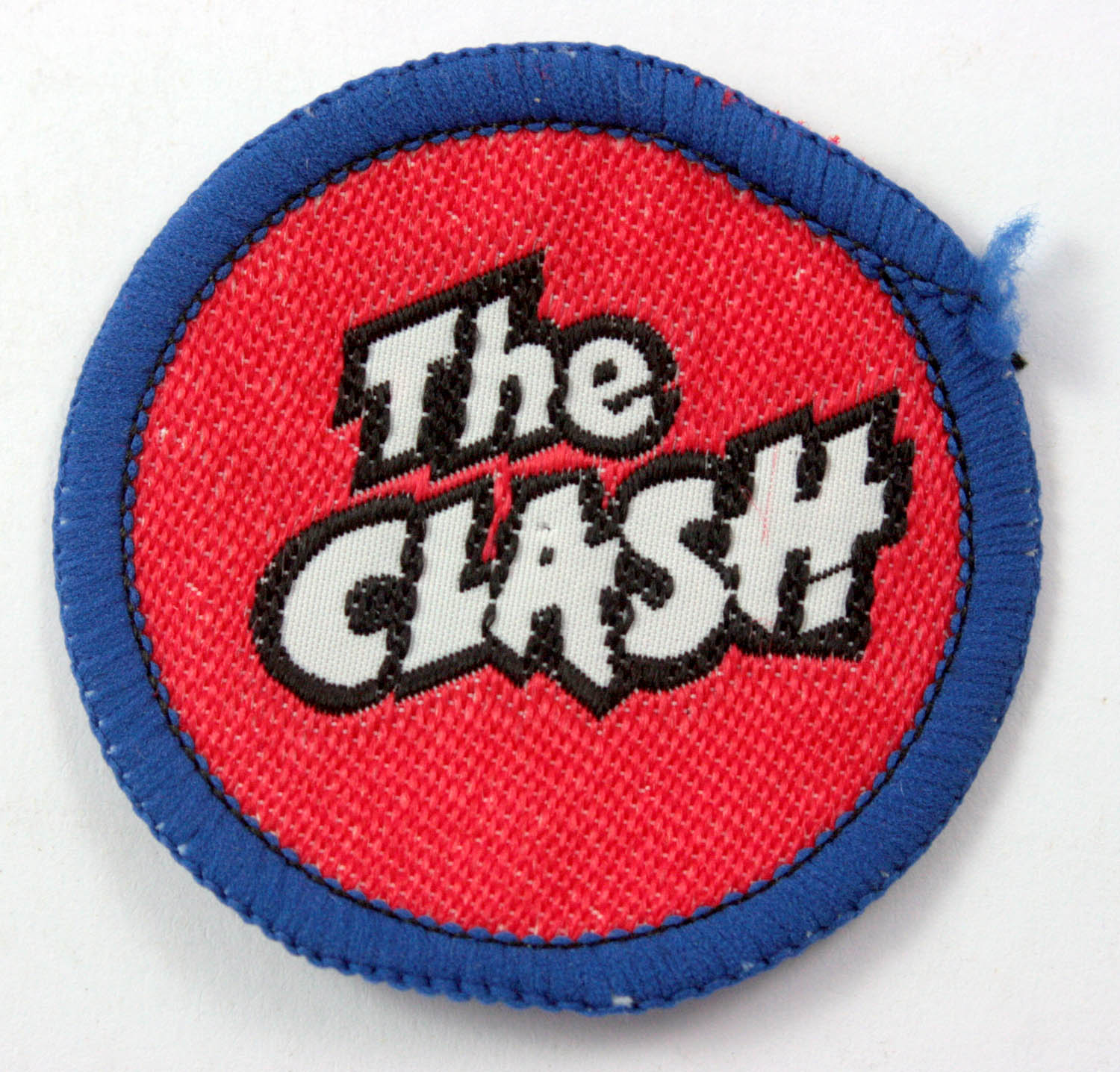 The Clash Woven Patch