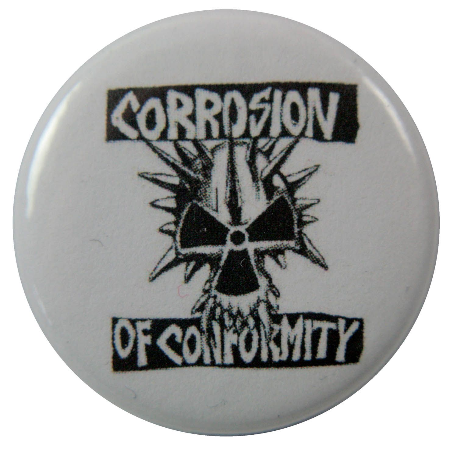 Corrosion of Conformity Button Badge