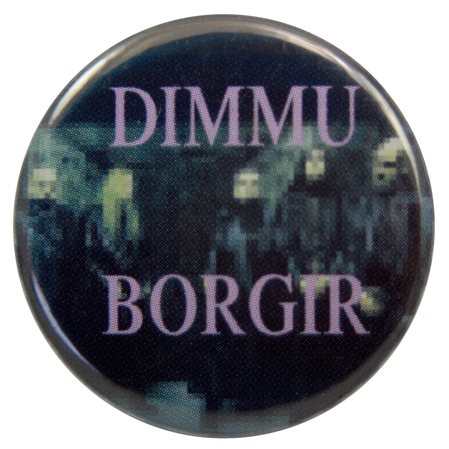 Dimmu Borgir Button Badge
