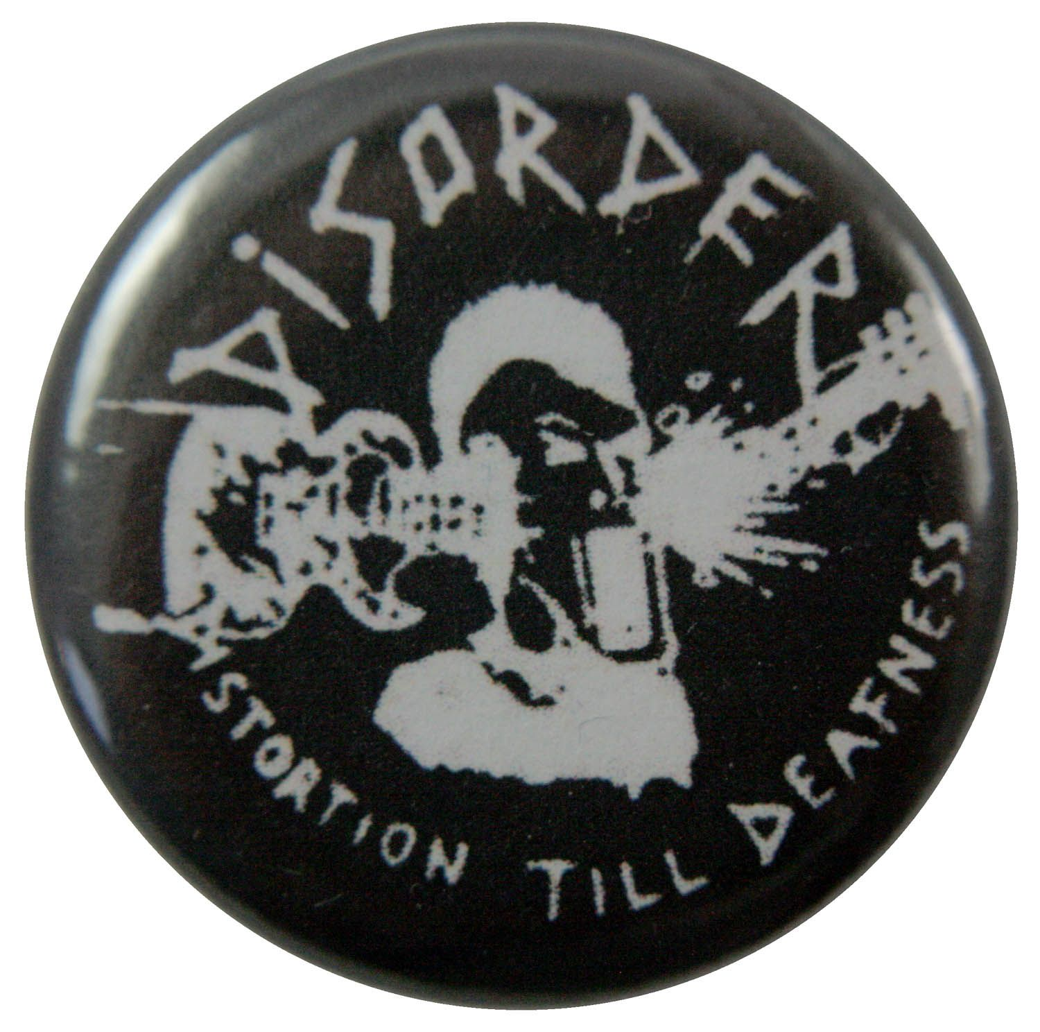 Disorder Button Badge