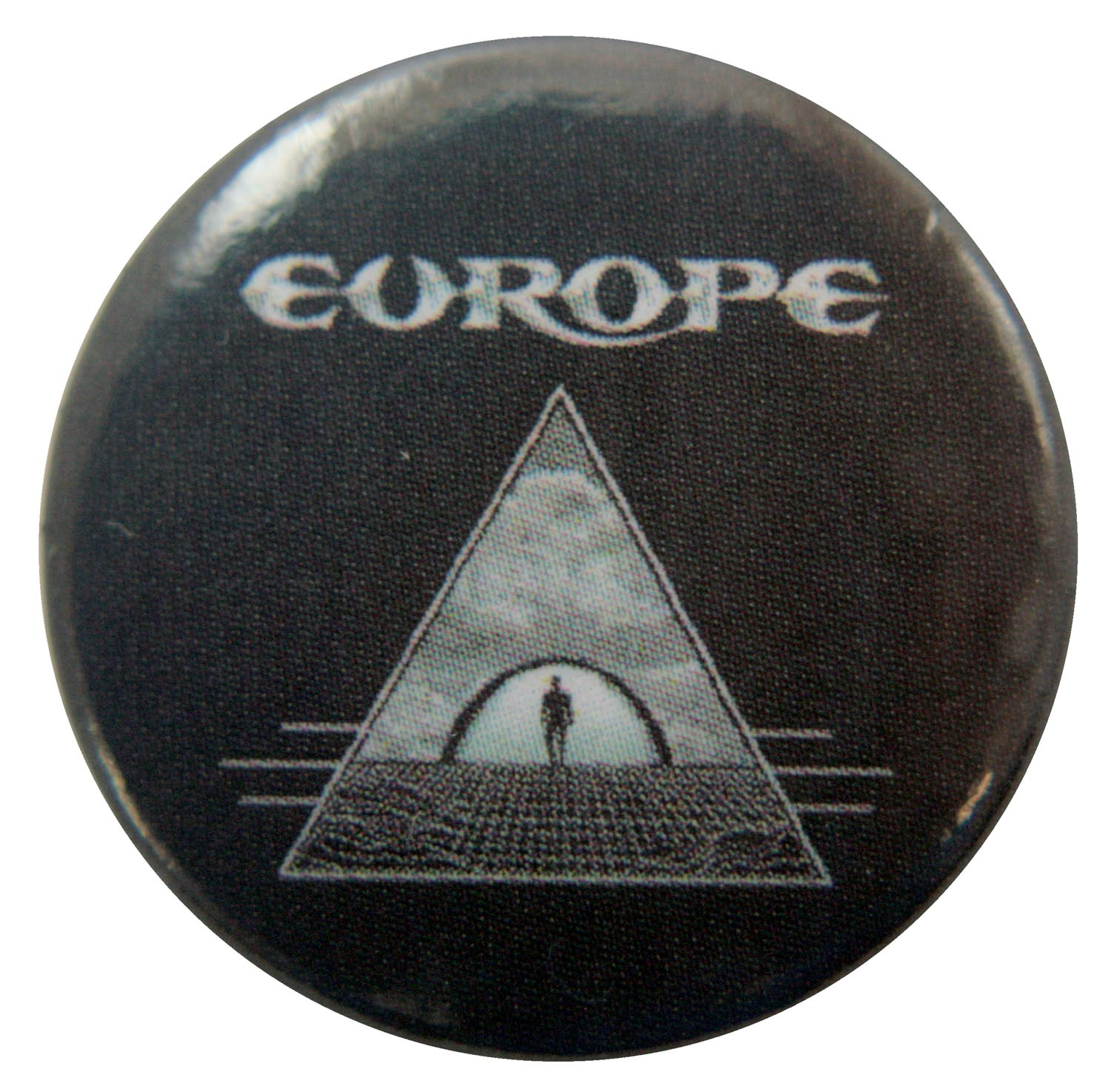 Europe Button Badge