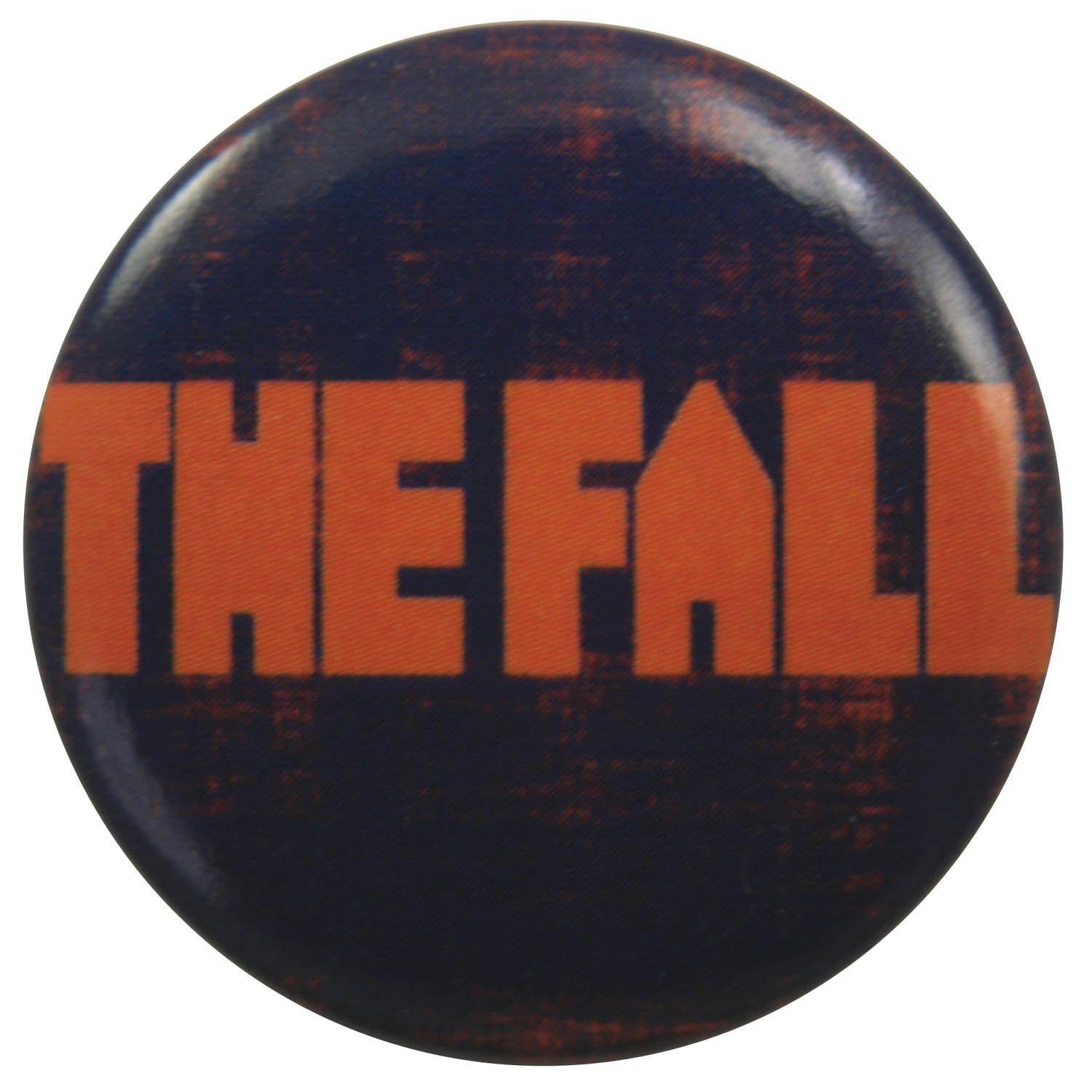 The Fall Button Badge