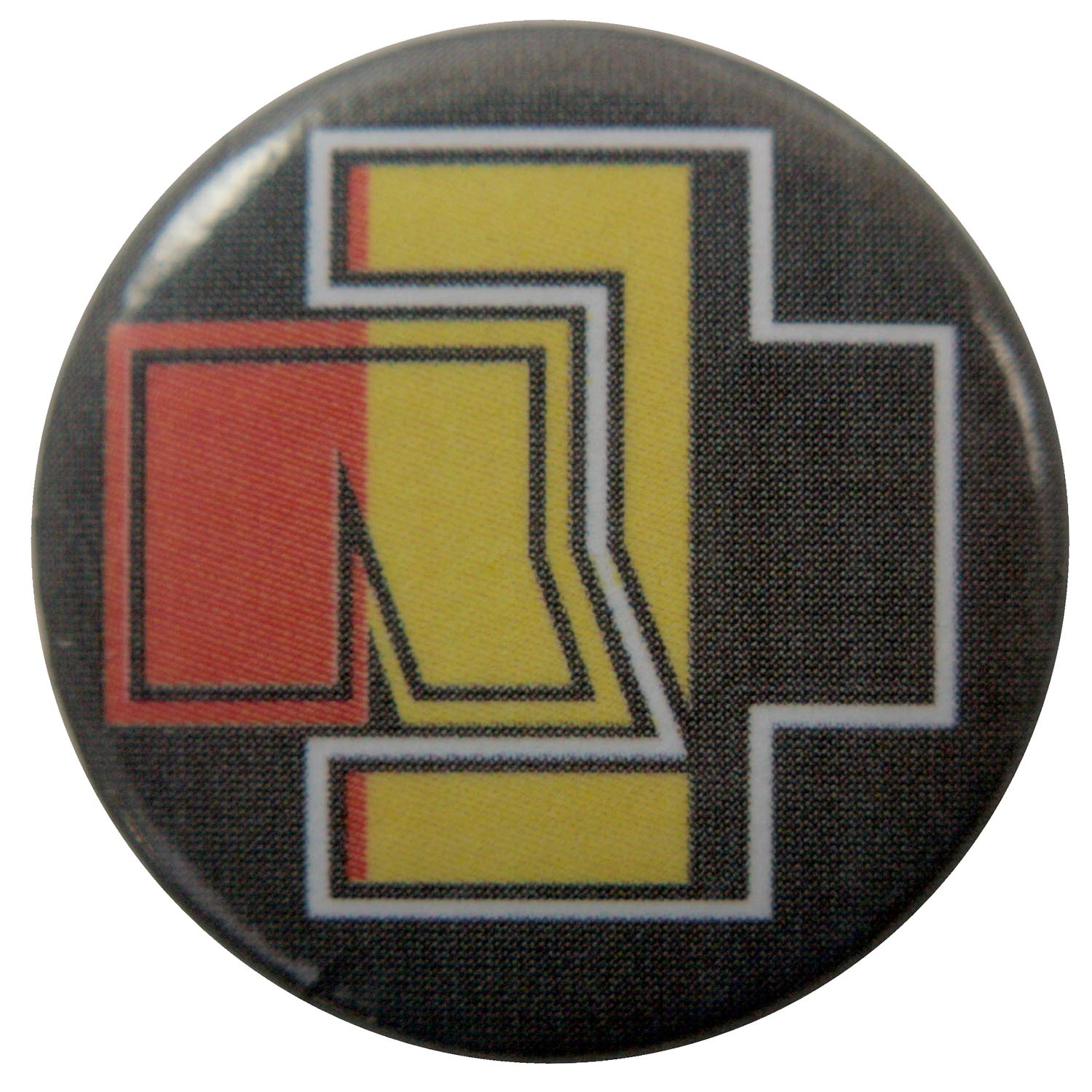 Rammstein Button Badge